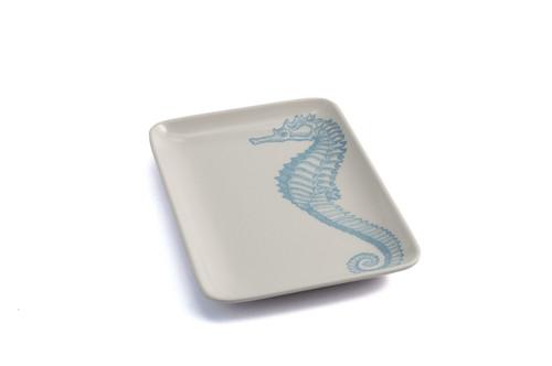 Blue Seahorse Soap/Trinket Dish