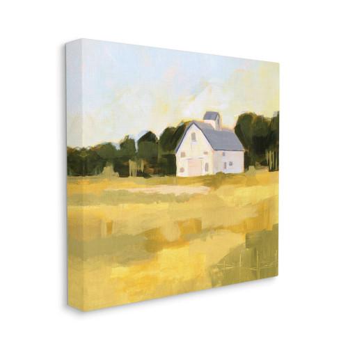 Barn & Field Canvas Art