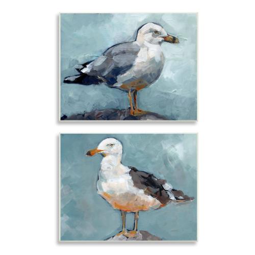 Seagull Plaque Art Set