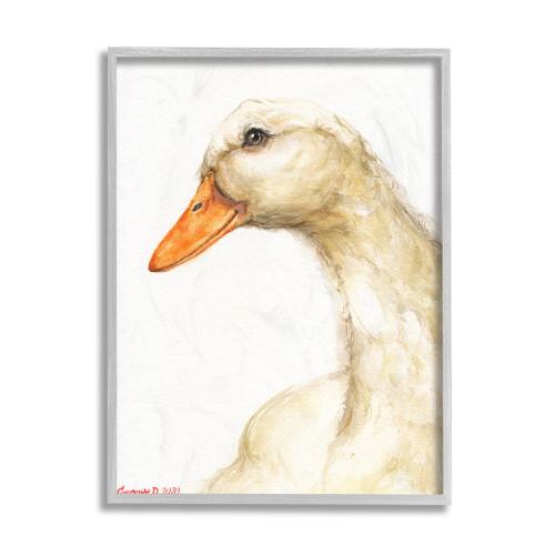 Goose Framed Art