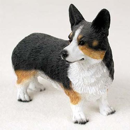 Welsh Corgi Cardigan Figurine