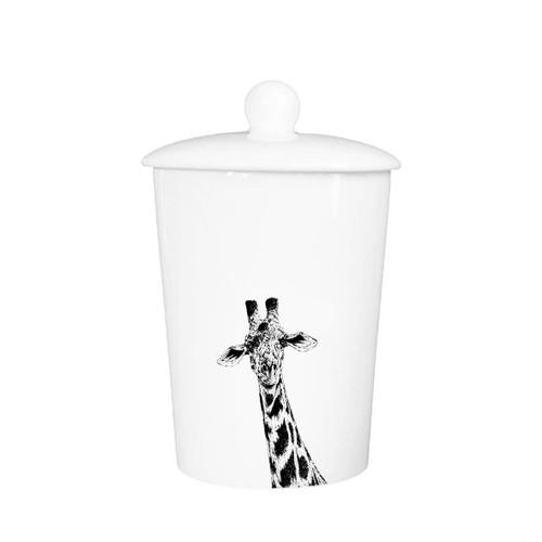 Giraffe Canister/Cookie Jar