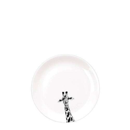 Giraffe Dinner Plate