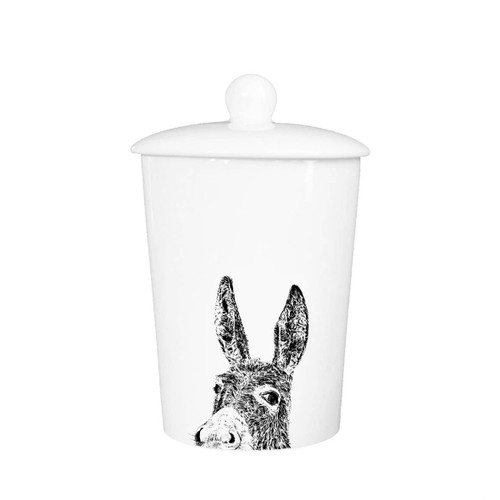 Donkey Canister/Cookie Jar