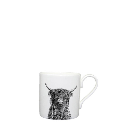 Highland Bull Expresso Cup