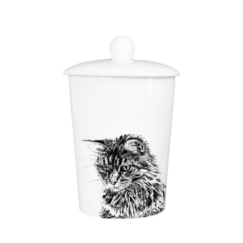 Cat Canister/Cookie Jar