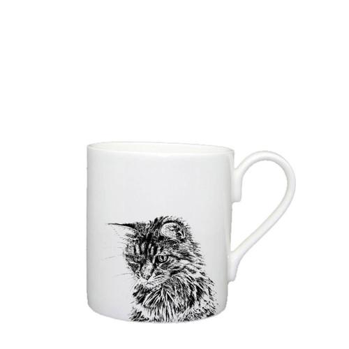 Cat Mug, Large