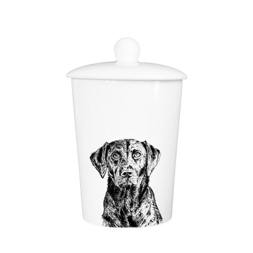 Lab Canister/Cookie Jar