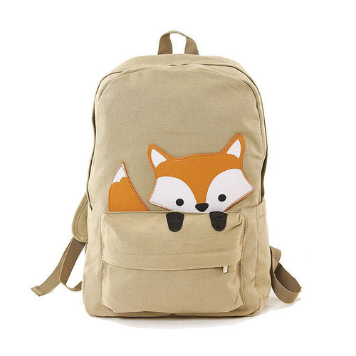 Baby Fox Backpack