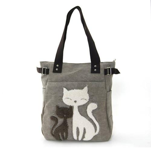 Furry Cats Tote Bag