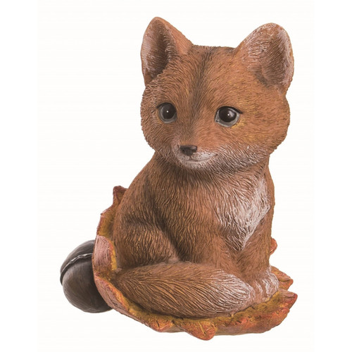 Autumn Fox Figurine