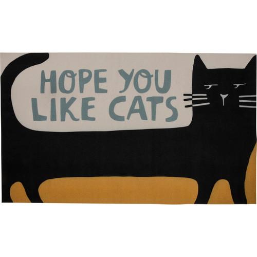 Hope You Like Cats - Area Rug