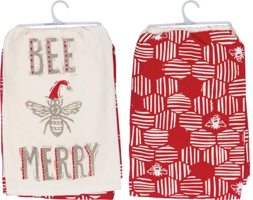Bee Merry - Christmas Kitchen Towel Set