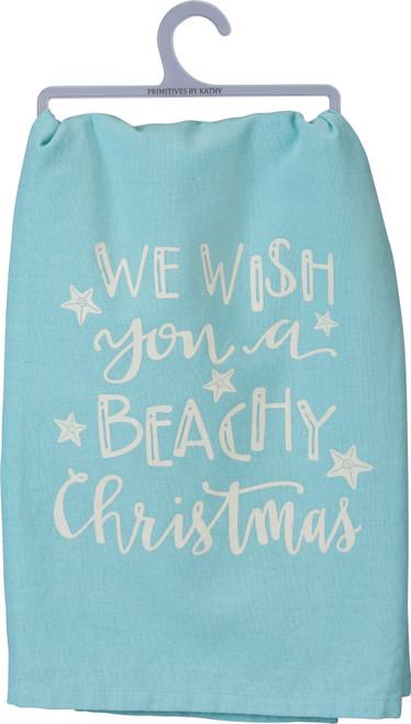 Beachy Christmas - Kitchen Towel