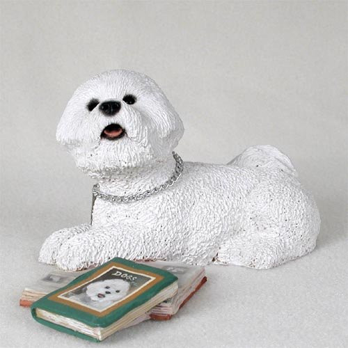 Bichon Frise My Dog Figurine