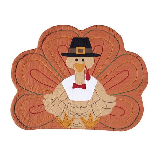 Turkey Placemat Set