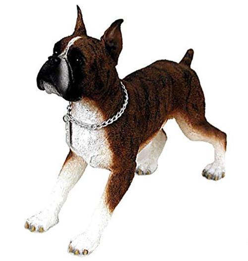 Boxer, Brindle My Dog Figurine