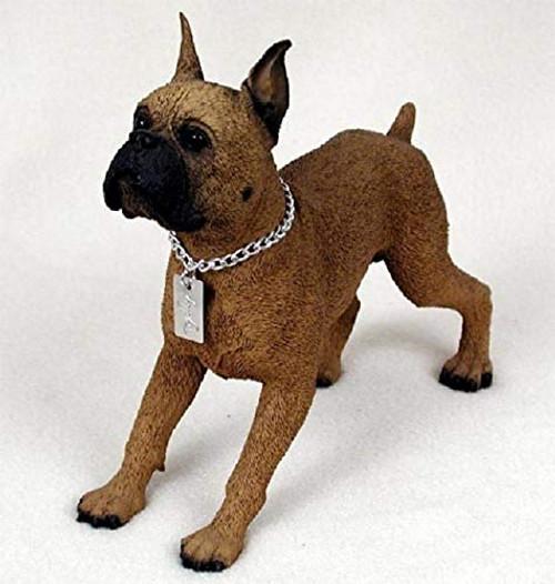 Boxer, Tawny My Dog Figurine