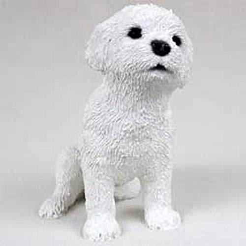 Bichon Frise Puppy Figurine