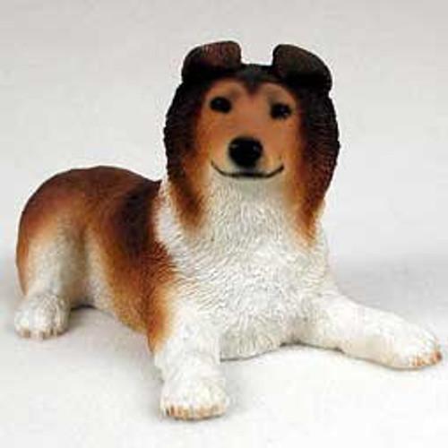 Collie, Sable Puppy Figurine