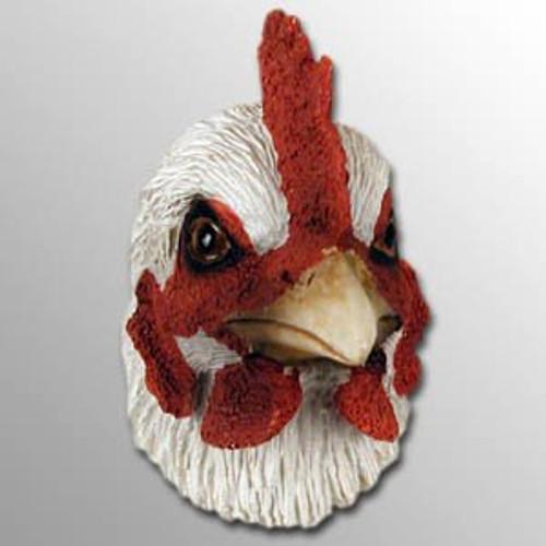 Hen, White Magnet