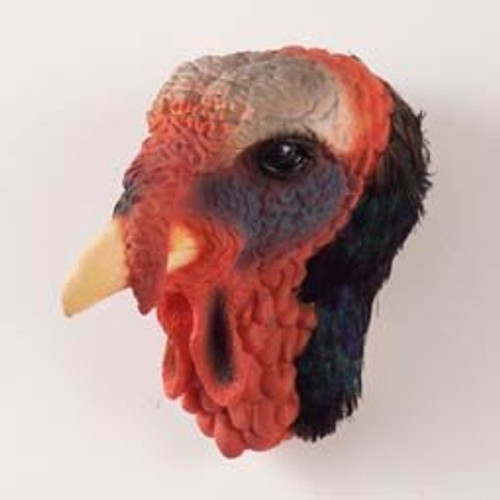 Turkey Feathered Magnet