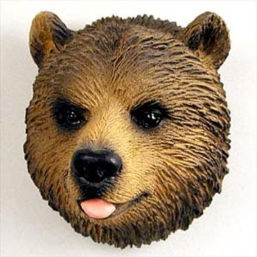 Bear Brown Magnet