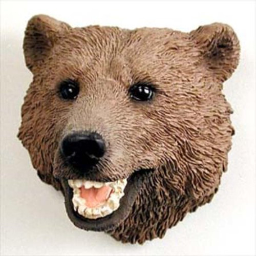 Bear Grizzly Magnet