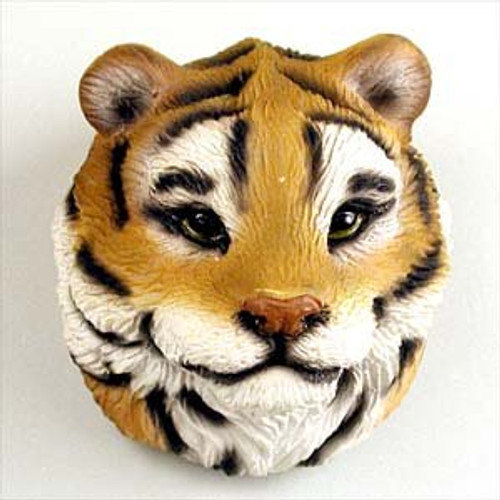 Tiger, Orange Magnet