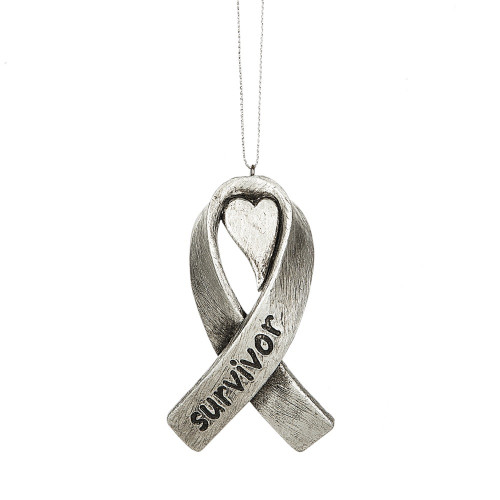 Cancer Survivor Ornament