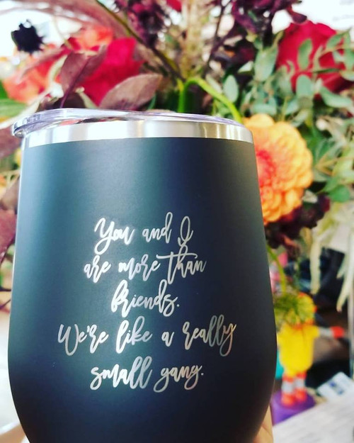 Custom Tumbler - Any Engraving