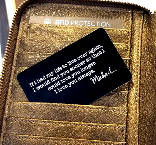 Wallet Insert sentiment