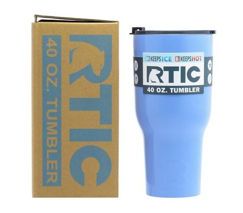40 Oz RTIC Brand - Double Wall Stainless