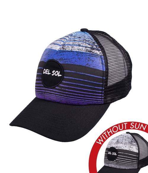 Del Sol Good Vibes Trucker Hat