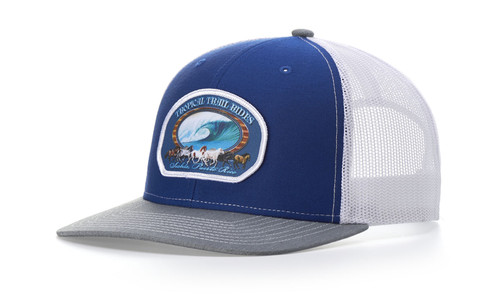 Richardson 112 Trucker Hat  - with Embroidered Logo