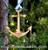 Anchor Custom Ornament