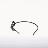 Janeke Black & Swarovski Bow Headband