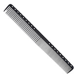 YS Park 331 Super Long Cutting Comb Carbon Black