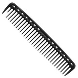 YS Park 402 Big Quick Cutting Comb Carbon Black