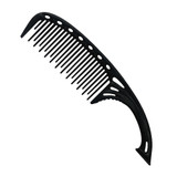 YS Park 605 Jumbo Tinting Self Standing Comb Black