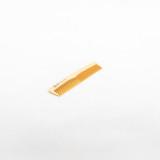 Janeke Gold Small Styling Comb