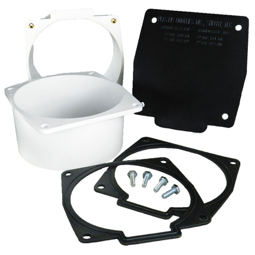 Backwater Valve Extension Kit