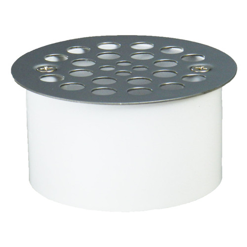 Snap-in Utility Drain