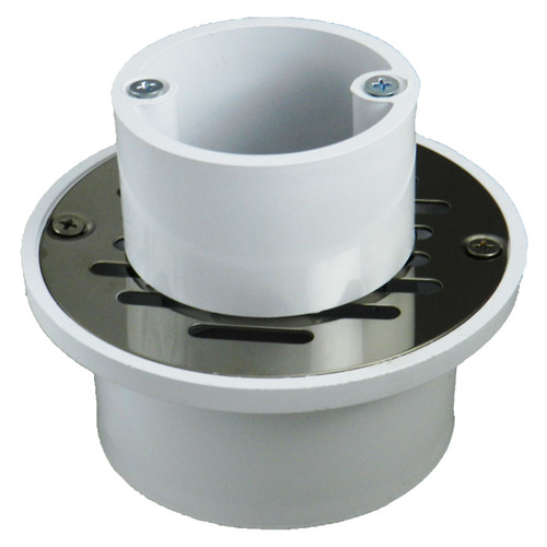 Round Funnel Drain