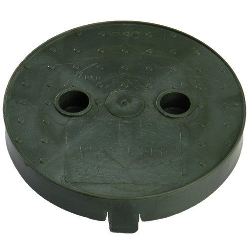 Green Lid for Valve Box