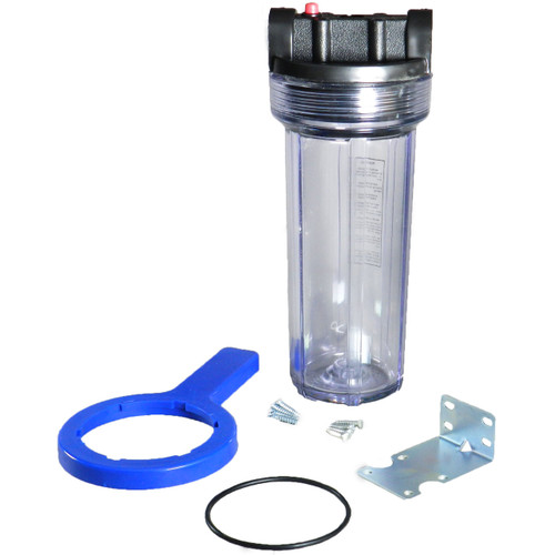 Standard Clear Filter Housing Kit
