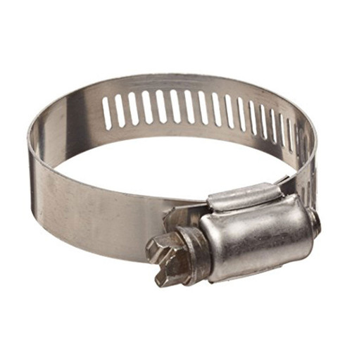 Stainless Steel Hose Clamp (10 per Bag)