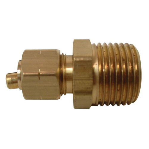 Brass Compression Adapter Comp x MPT - Lead Free