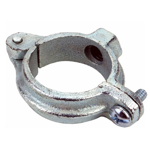 Galvanized Hinged Extension Split Ring