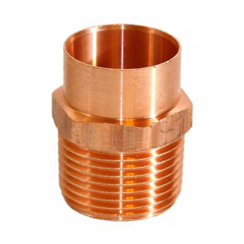Copper Male Adapter CxM